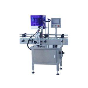 Automatyczna maszyna do zamykania butelek z 4 kołami