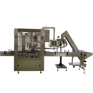Automatyczna 6-głowicowa obrotowa maszyna zamykająca
