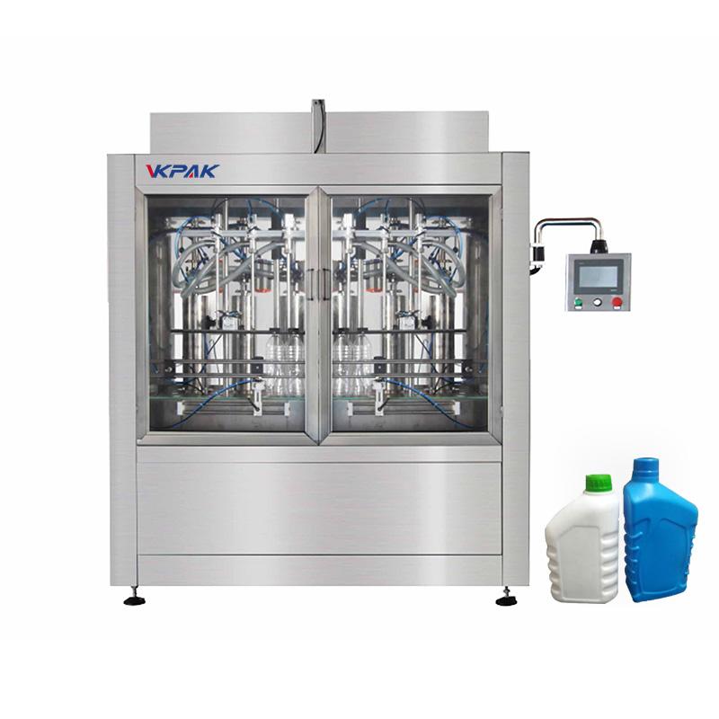 Automatyczna maszyna do napełniania butelek i płynów
