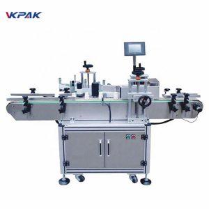 Automatyczna maszyna do etykietowania okrągłych butelek typu cylindra