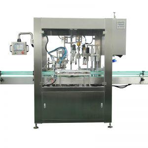 Automatyczna maszyna do napełniania i zamykania butelek z zakraplaczem