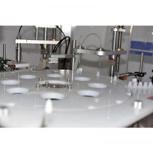 Automatyczna maszyna do napełniania i zamykania kropli do oczu
