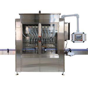 Automatyczna maszyna do napełniania cieczą typu grawitacyjnego