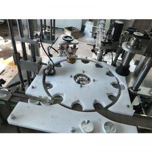 Automatyczna maszyna do napełniania i zamykania na gorąco