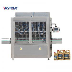 Automatyczna liniowa maszyna do napełniania olejem smarnym