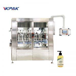 Automatyczna liniowa maszyna do napełniania mydłem w płynie z serwonapędem