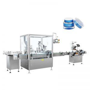 Automatyczna maszyna do napełniania i zamykania balsamu