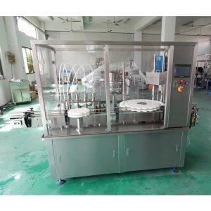 Automatyczna maszyna do napełniania i zamykania doustnych płynnych syropów