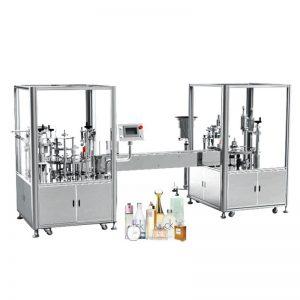 Automatyczna maszyna do napełniania i zamykania perfum