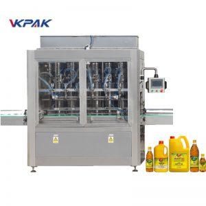 Automatyczna maszyna do napełniania cieczy typu tłokowego