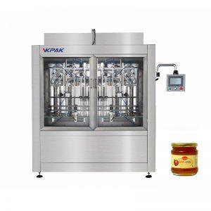 Automatyczna maszyna do napełniania sosów tłokowych