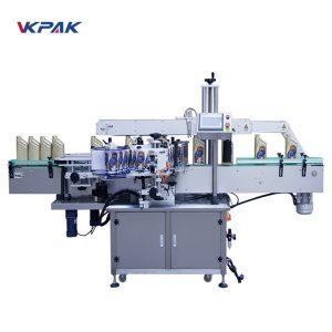 Automatyczna maszyna do etykietowania przednich i tylnych stron
