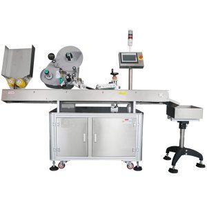 Szybkobieżna pozioma maszyna do etykietowania serwo niestabilnych produktów