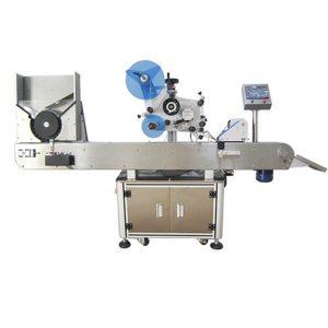 Poziome zawijanie wokół automatycznej maszyny do etykietowania
