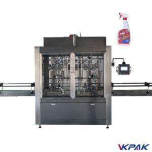 Maszyna do napełniania płynnego środka czyszczącego