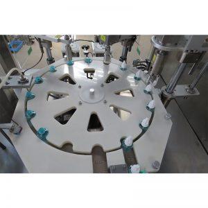 Płynna maszyna do napełniania, zatykania i zamykania środka odstraszającego komary