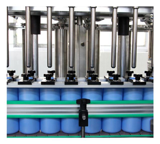 Szczegóły maszyny do napełniania tłoków 21