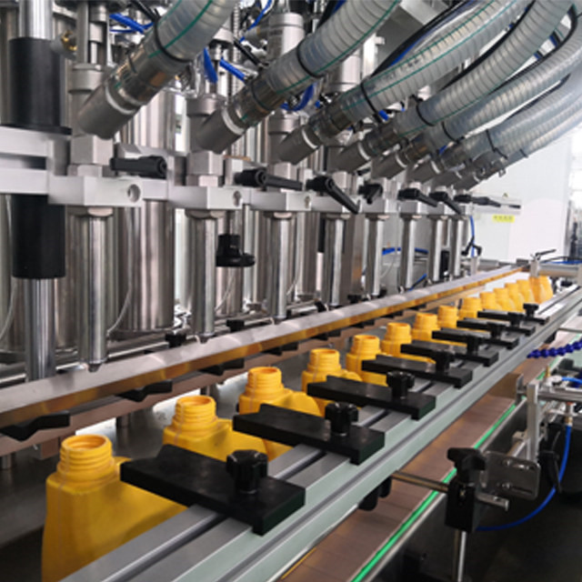 Szczegóły maszyny do napełniania tłoków 24