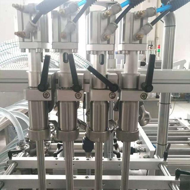 Szczegóły maszyny do napełniania tłoków 28