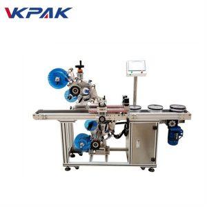 Automatyczna maszyna do etykietowania na górze i na dole